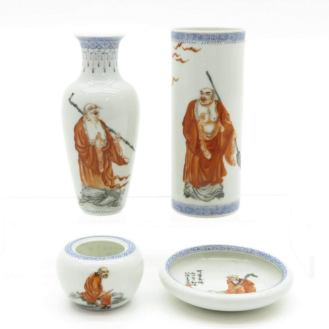 A Beautiful Lot of Republic Period China Porcelain