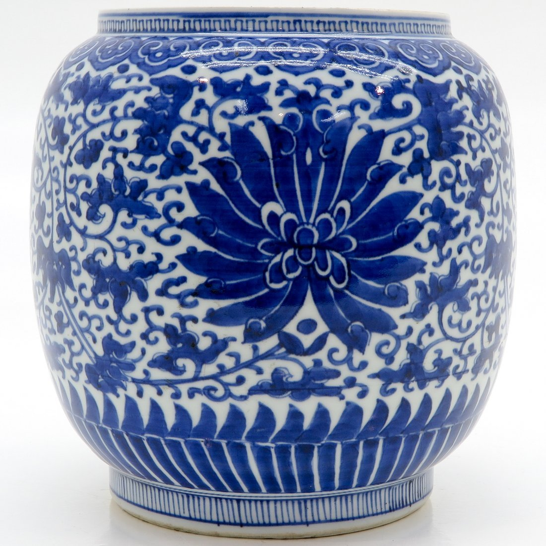 China Porcelain Vase - 4