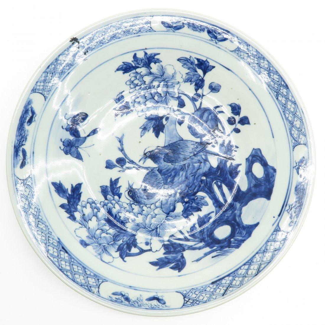 China Porcelain Plate Circa 1900