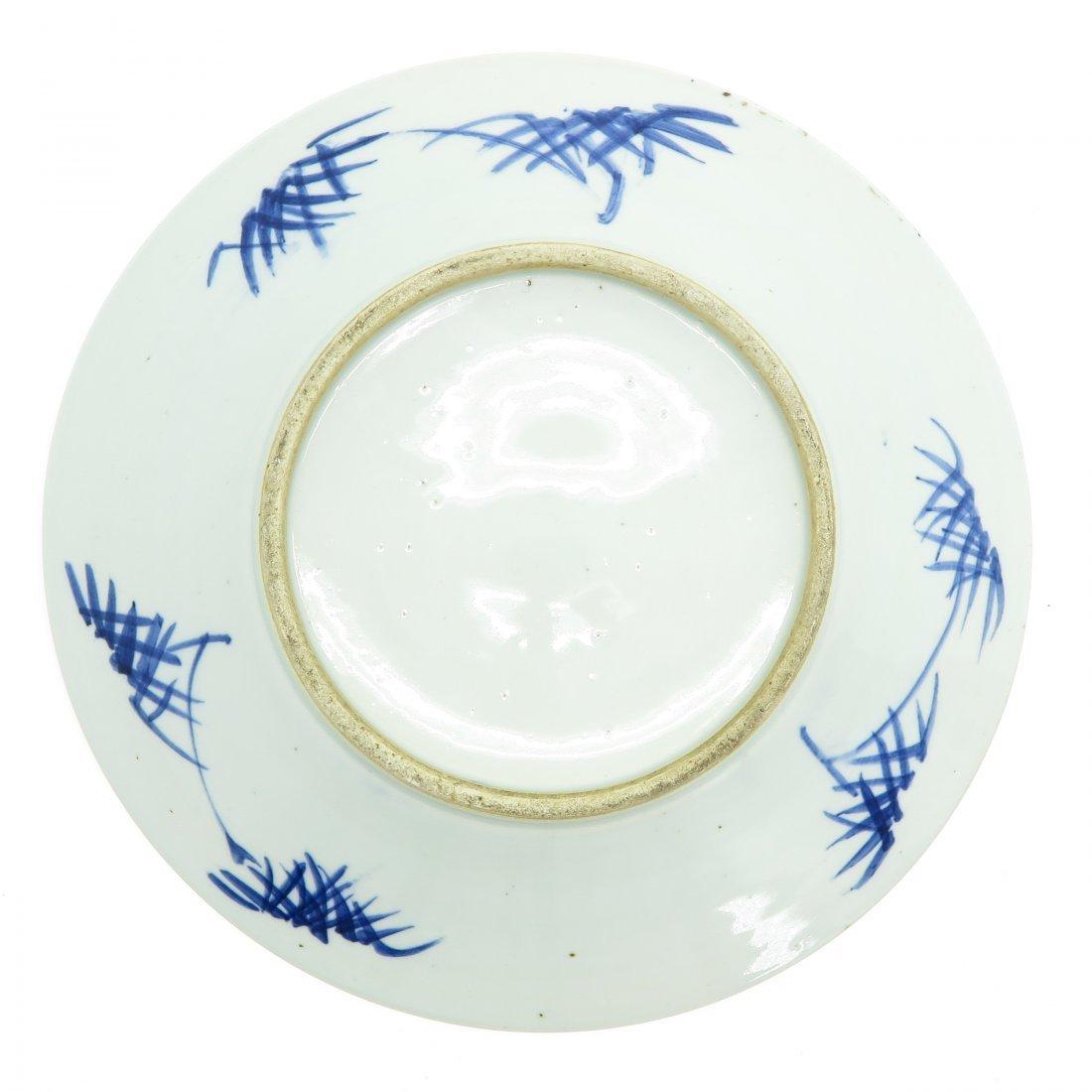China Porcelain Plate Circa 1900 - 2