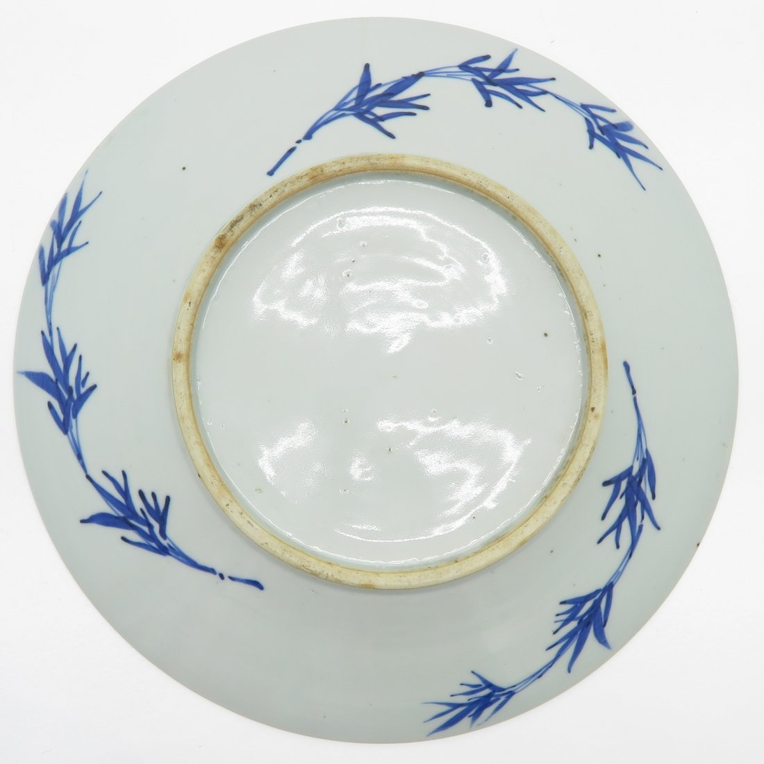 19th Century China Porcelain Plate - 2