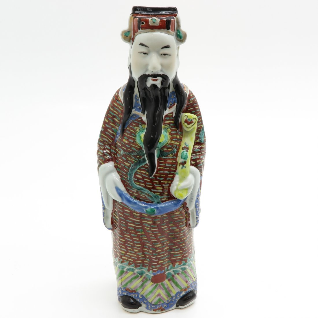 Chinese Porcelain Sculpture