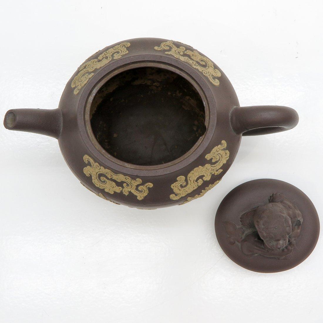 Yixing Teapot - 5