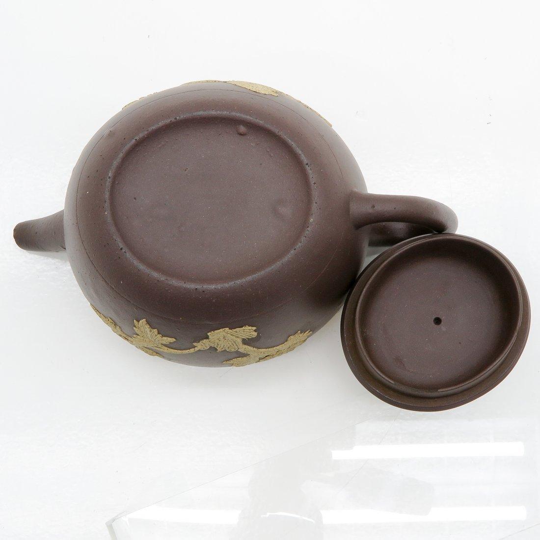 Yixing Teapot - 6