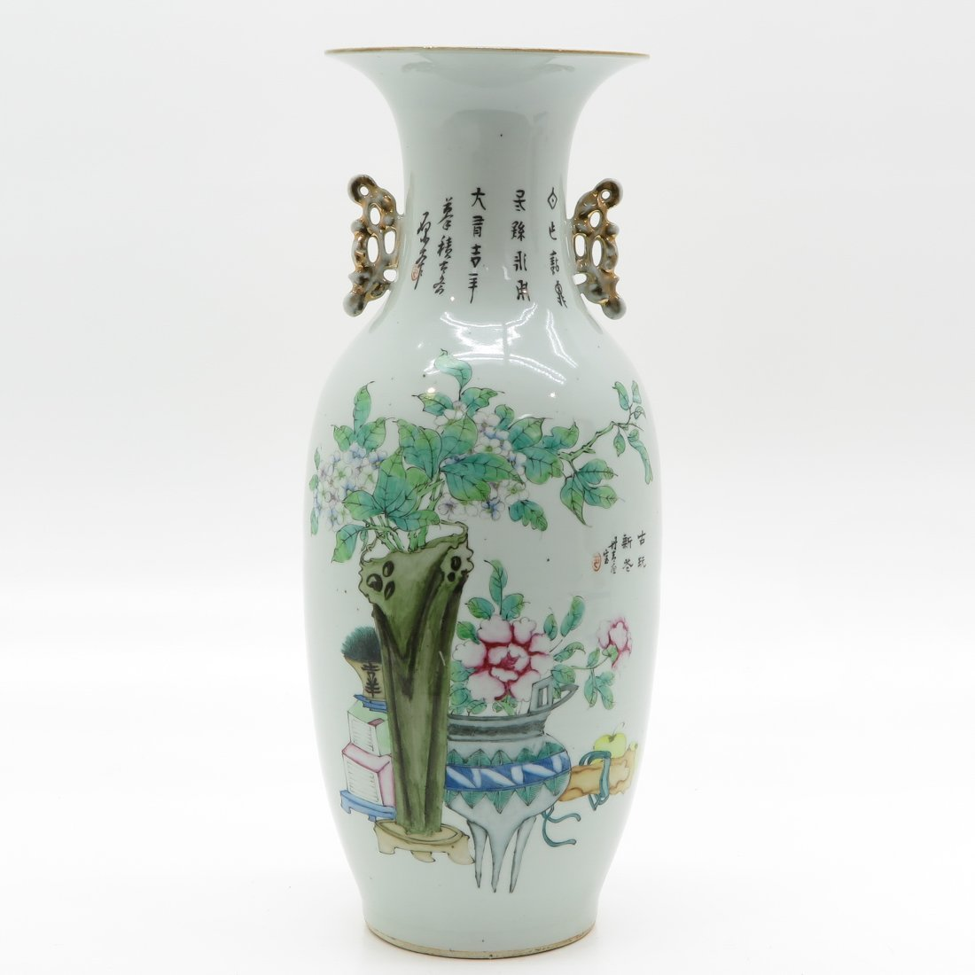 China Porcelain Vase - 3