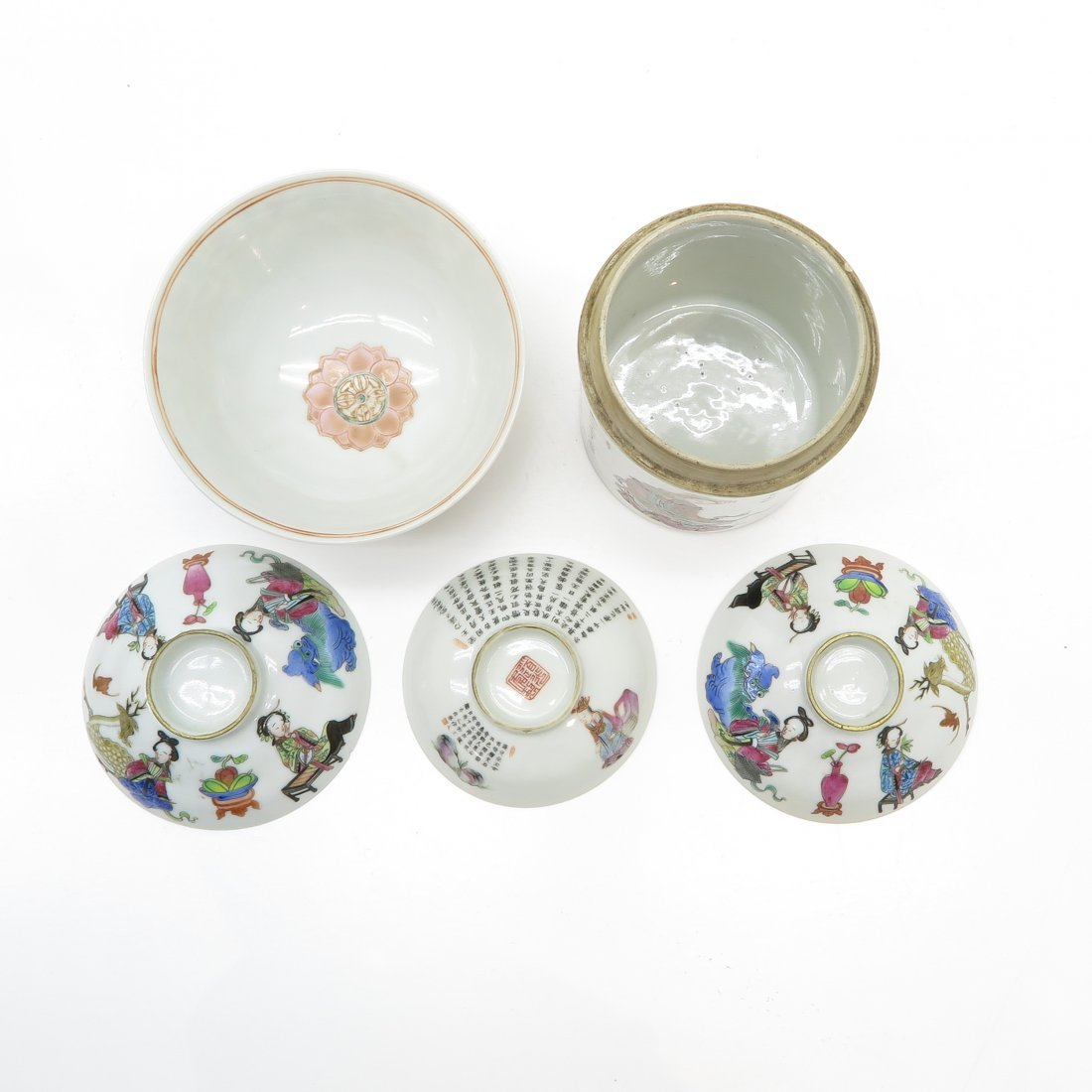 Diverse Lot of China Porcelain - 5