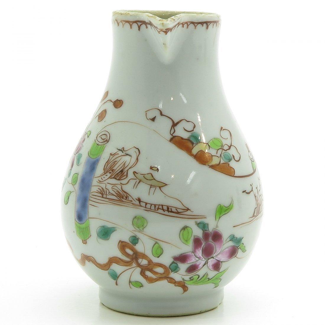 China Porcelain Pitcher Circa 1800 - 4