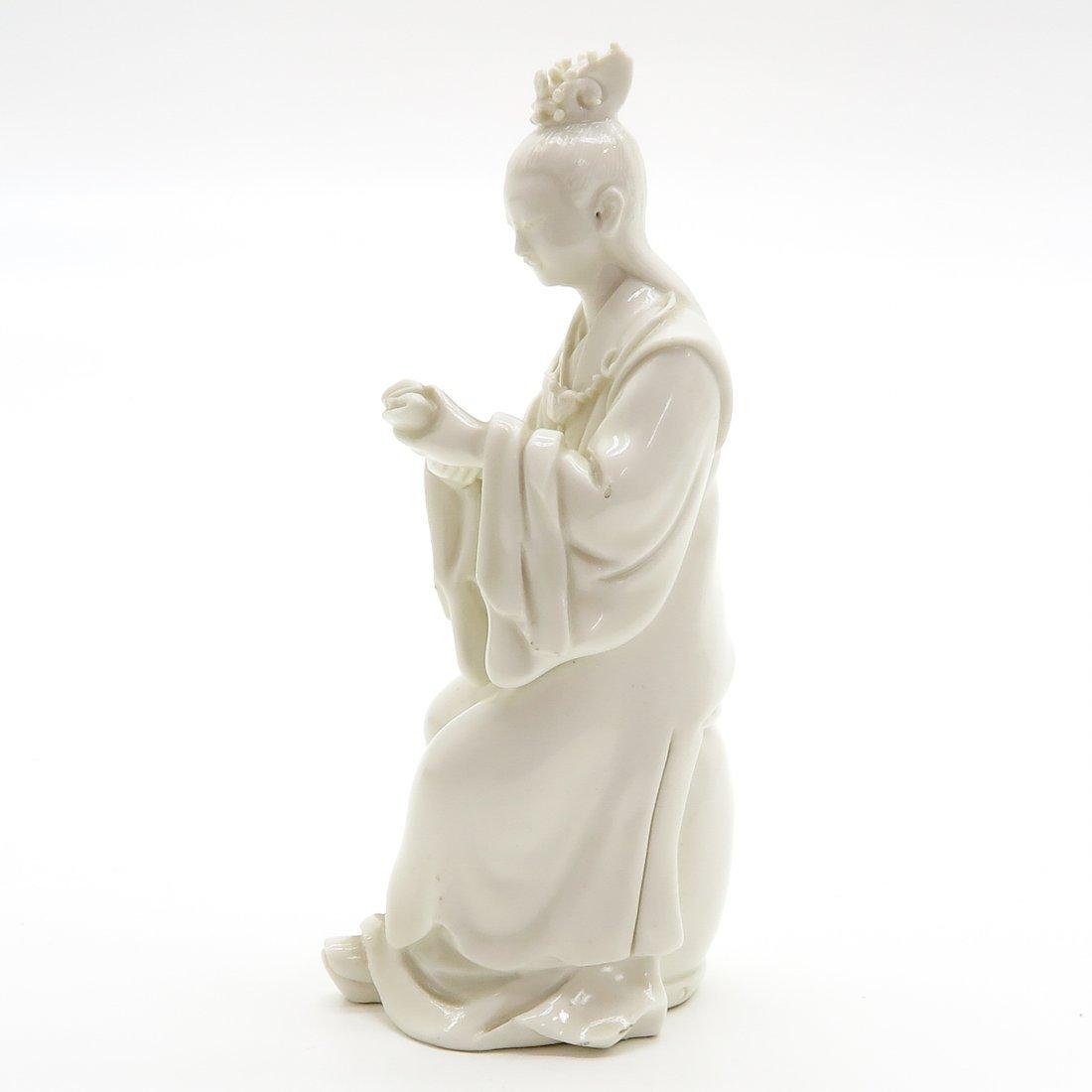 Blanc de China Sculpture - 2