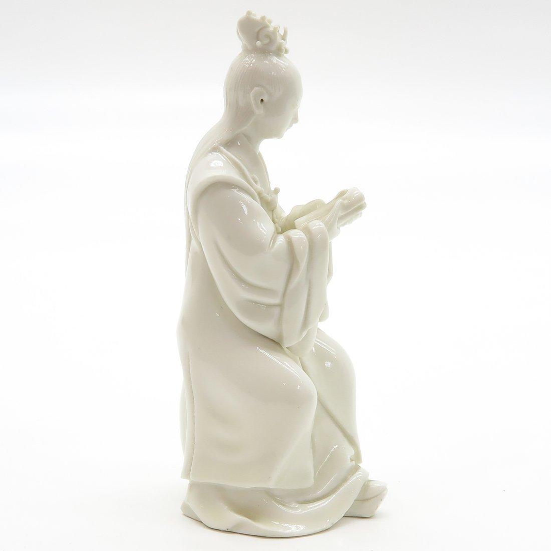 Blanc de China Sculpture - 4
