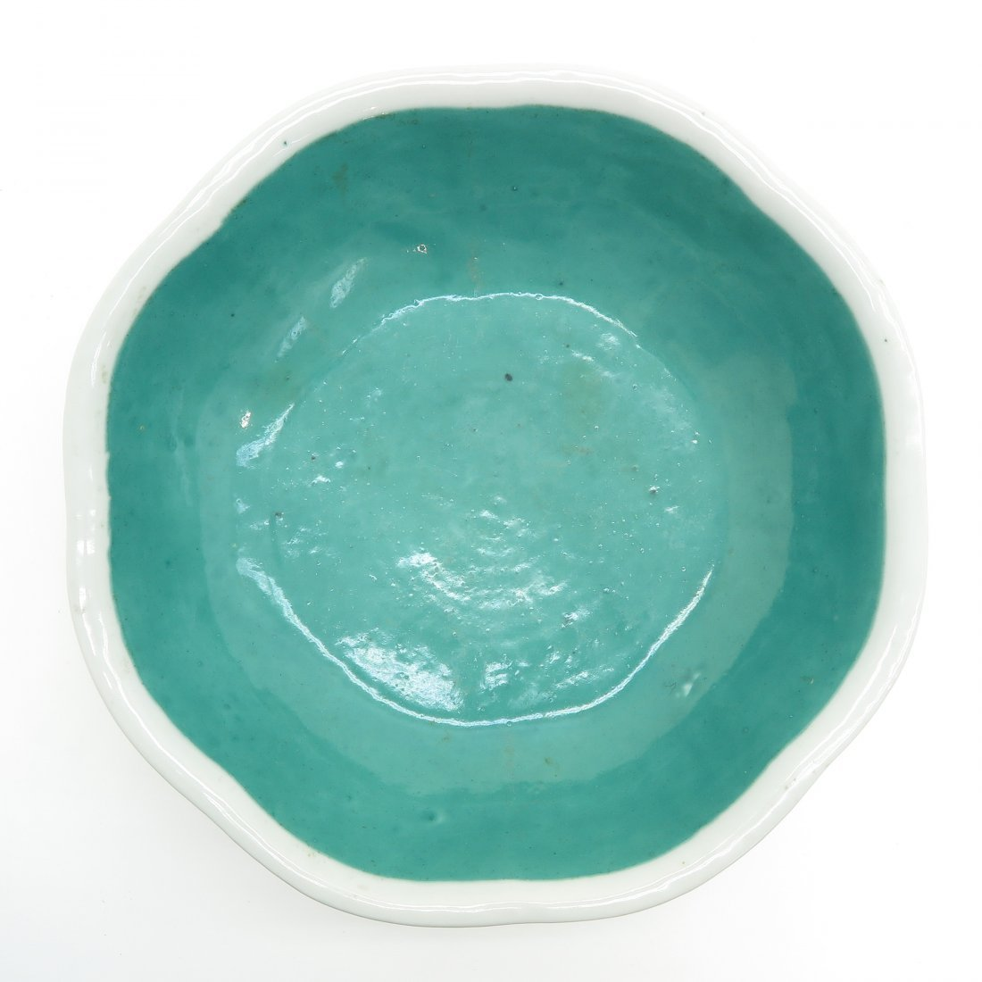 China Porcelain Footed Bowl - 5