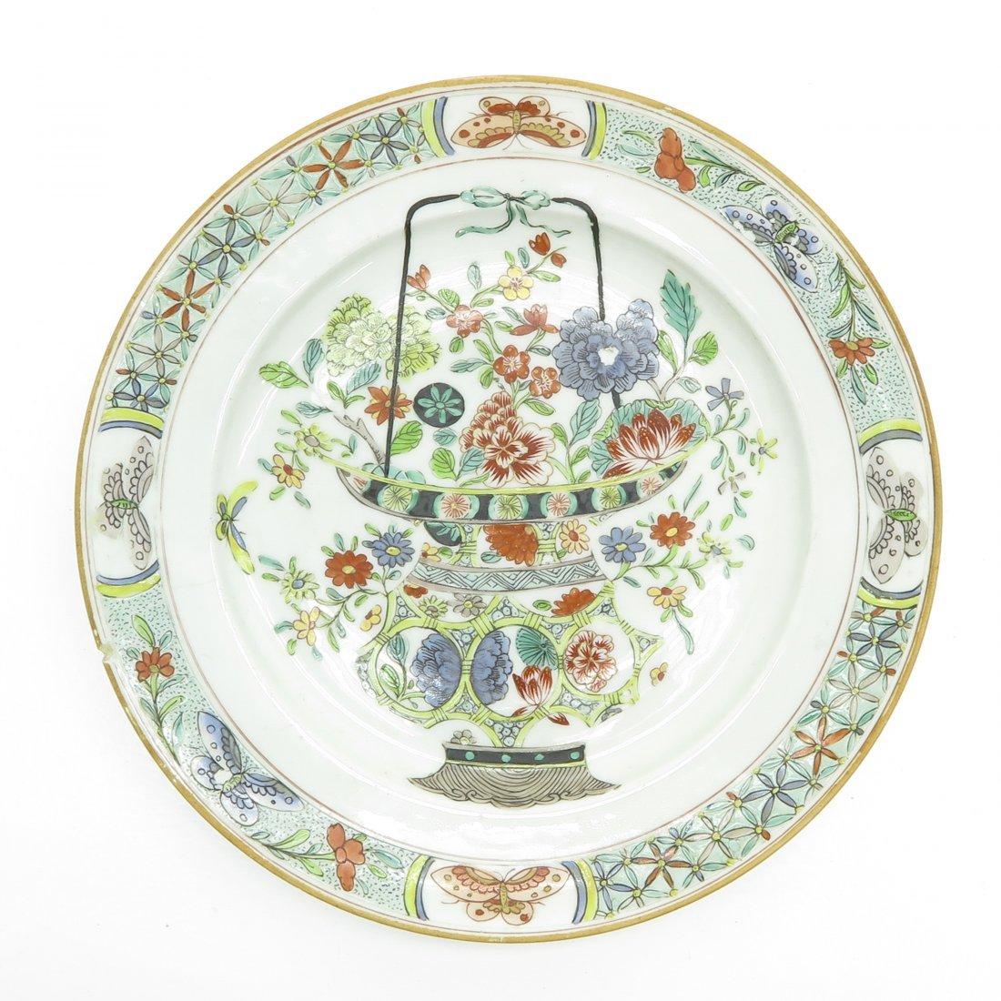 China Porcelain Plate