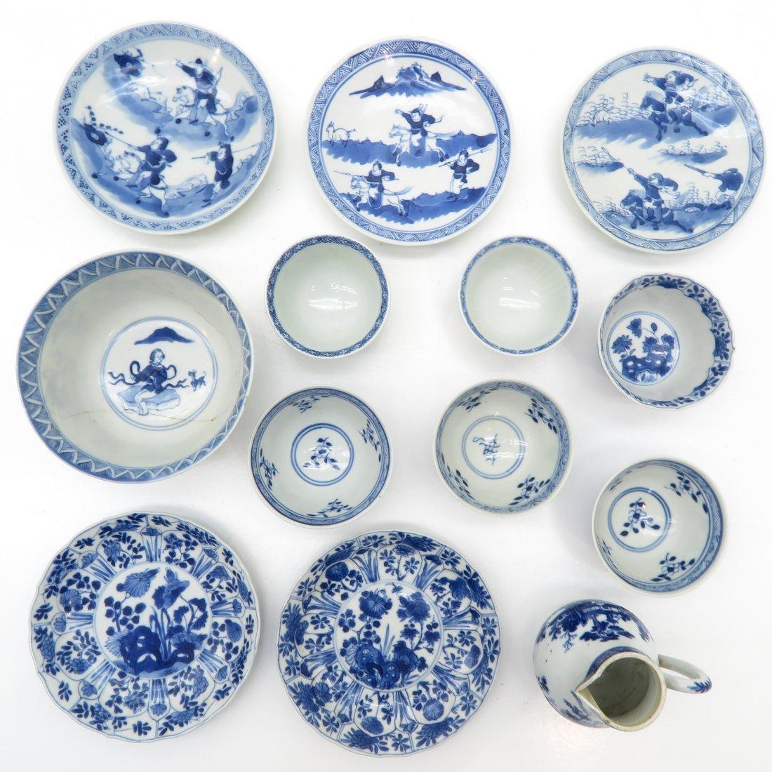 Diverse Lot of China Porcelain - 2