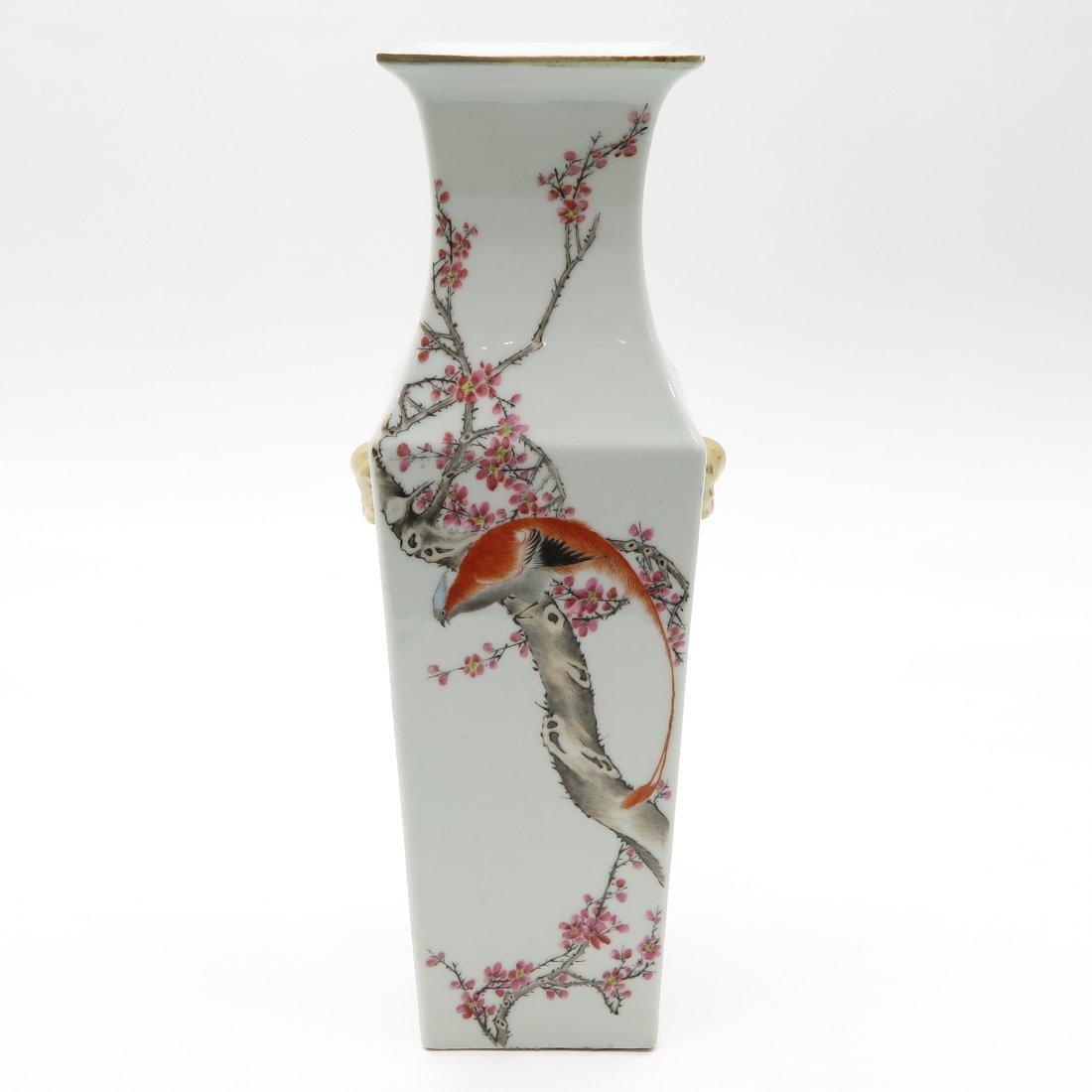 19th Century China Porcelain Vase - 3