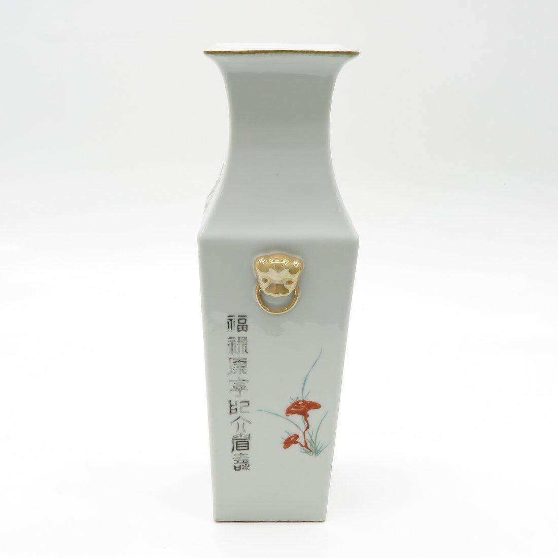 19th Century China Porcelain Vase - 4