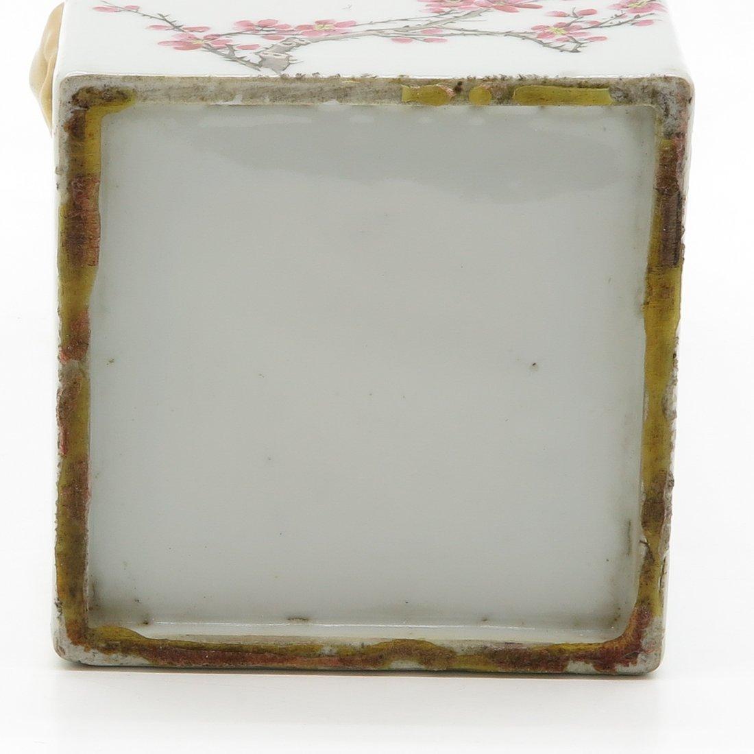 19th Century China Porcelain Vase - 6
