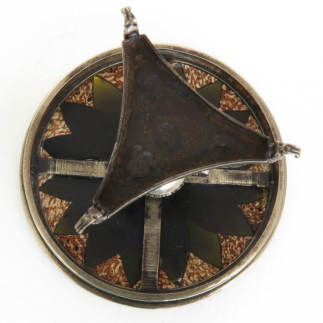 Miniature Pietra Dura Table - 4
