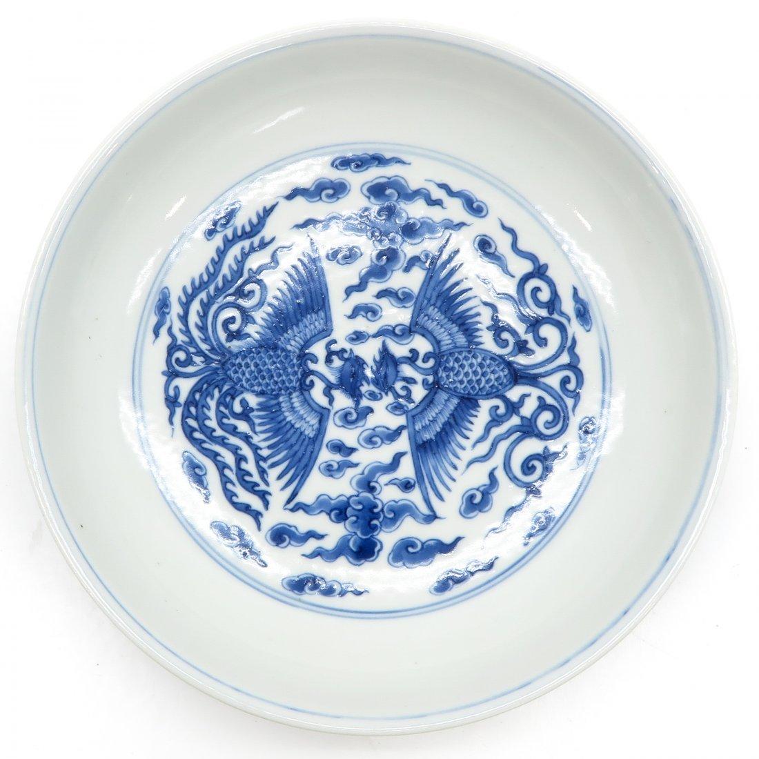 China Porcelain Tongzhi Period Bowl