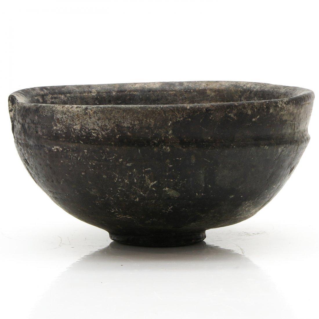 Pre-Columbian Stone Bowl