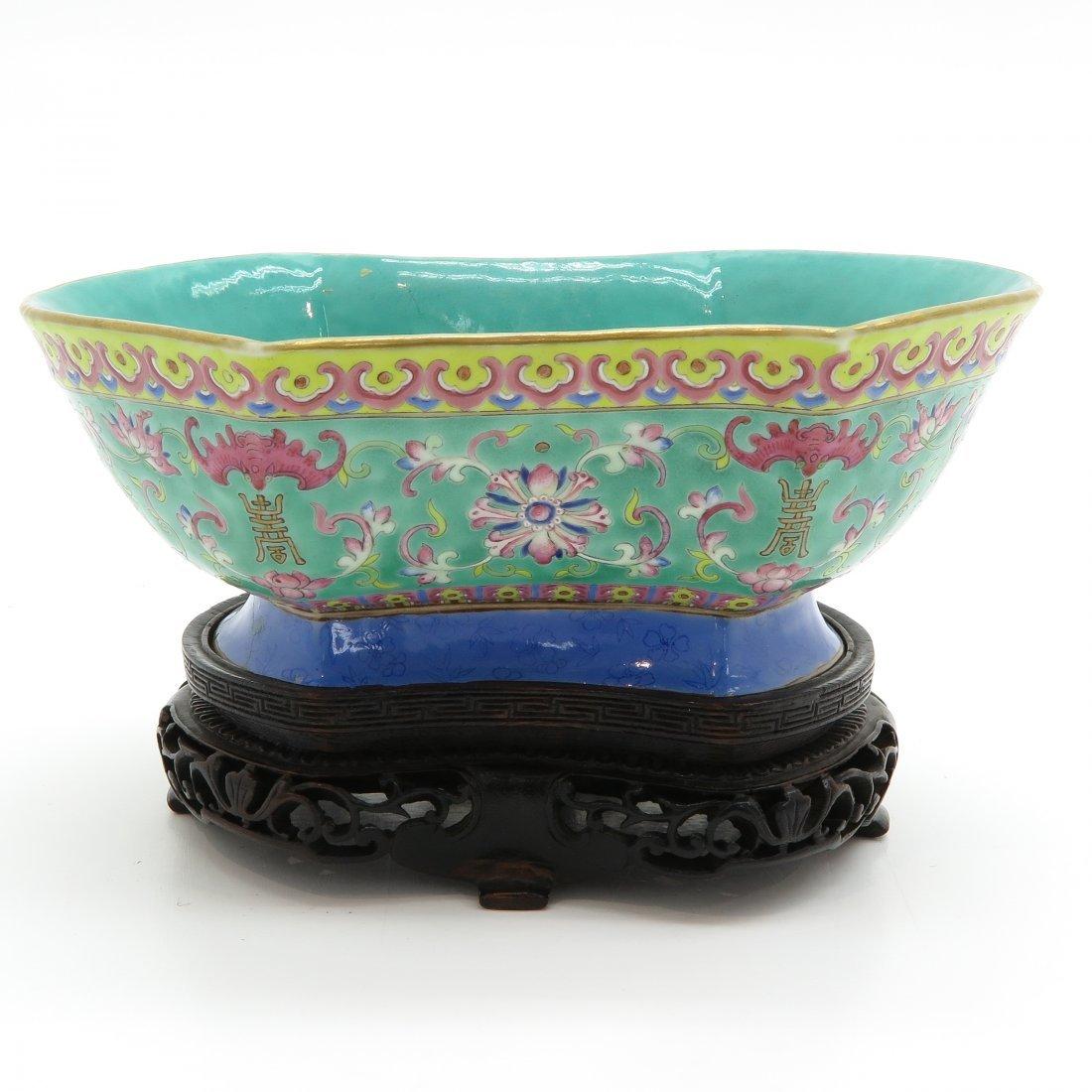 China Porcelain Altar Bowl
