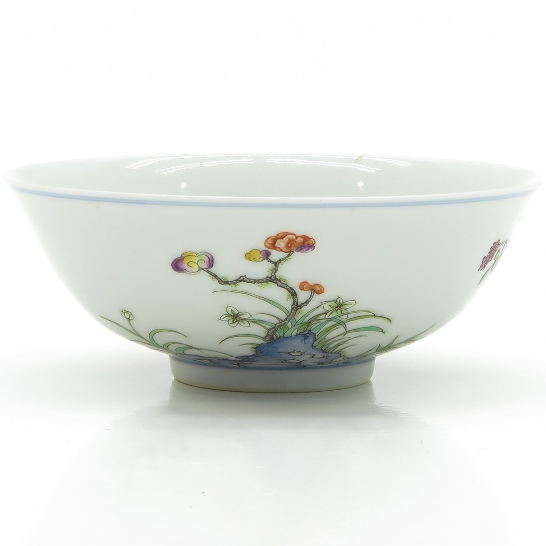 A Finely Detailed China Porcelain Bowl
