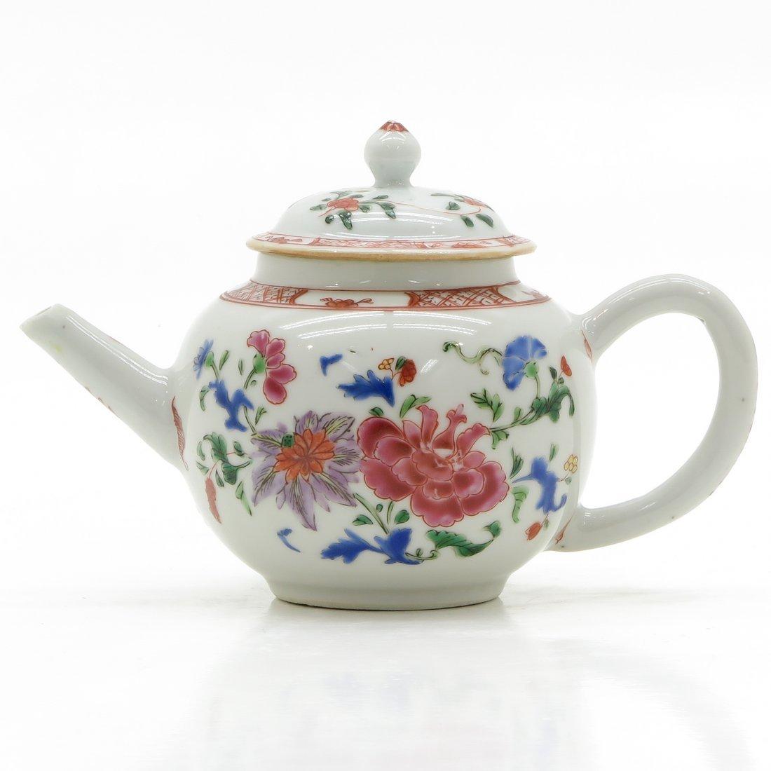 18th / 19th Century China Porcelain Teapot