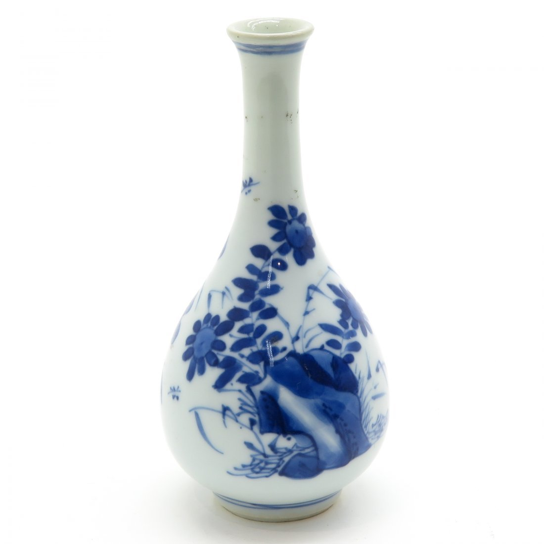 China Porcelain Kangxi Bud Vase