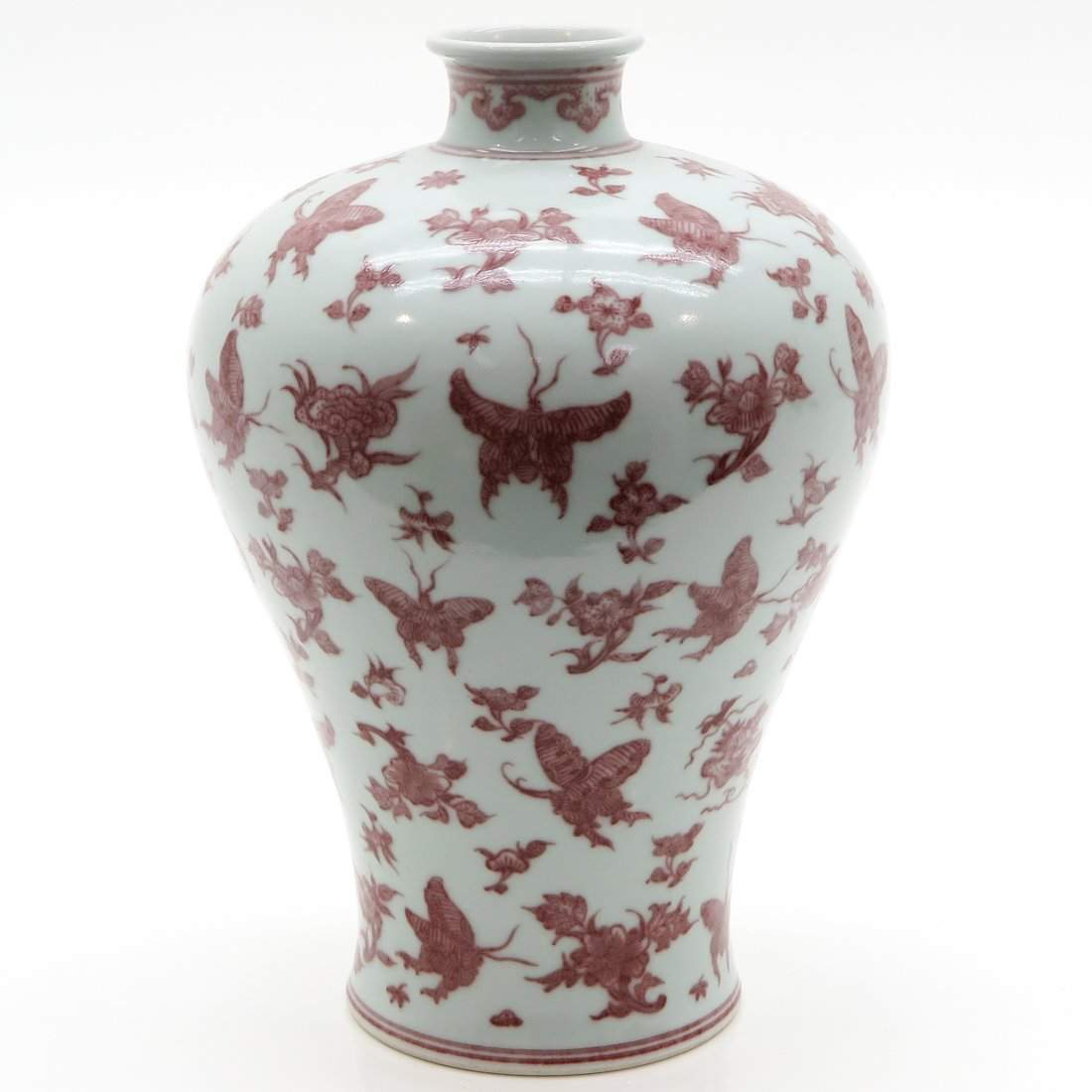 China Porcelain Meiping Vase