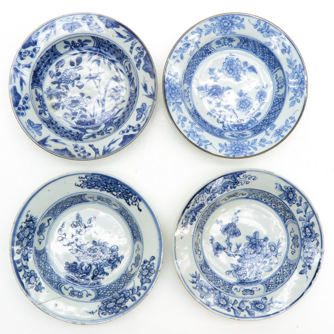 Lot of China Porcelain Plates