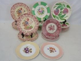 20+ Fine China Pieces Incl. Wedgwood & Spode