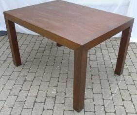 Contemporary Modern Parson's Style Table