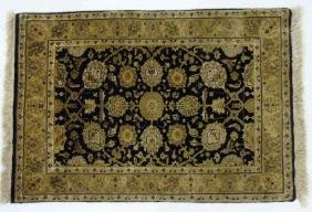 Woolmark Persian Oriental Throw Rug