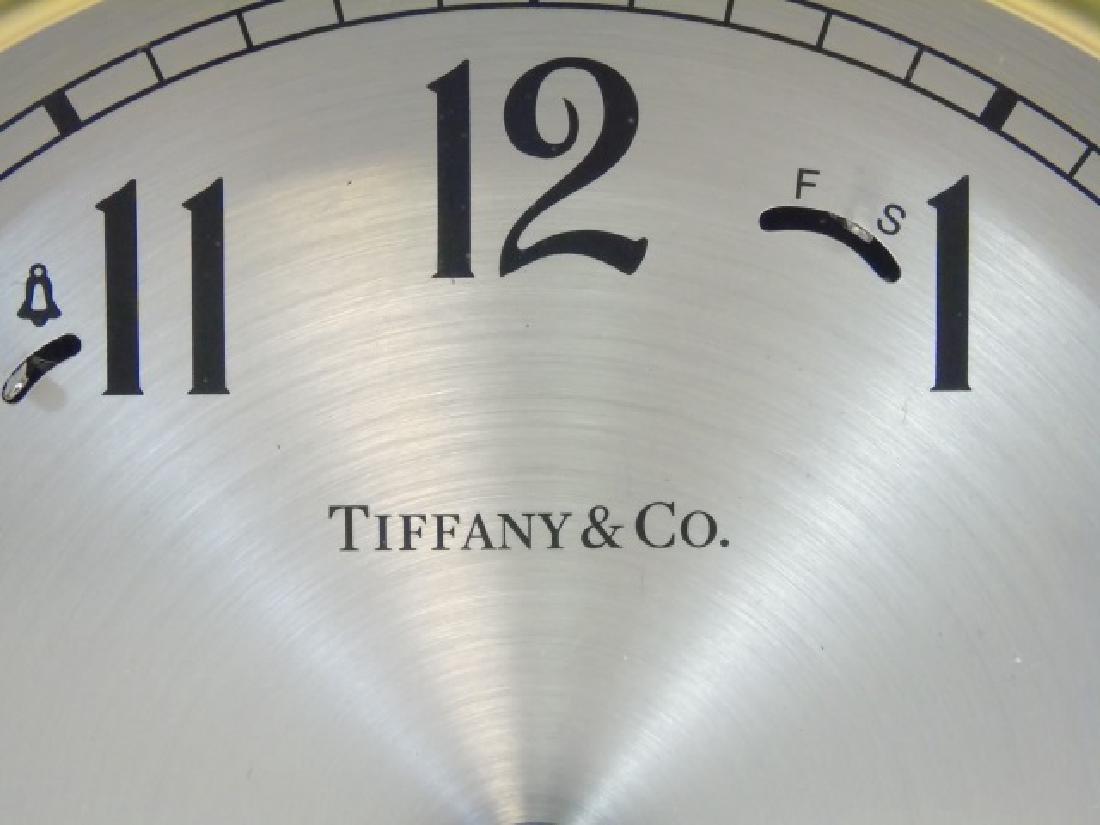 Tiffany & Co. Ship's Bell Chelsea Clock - 5