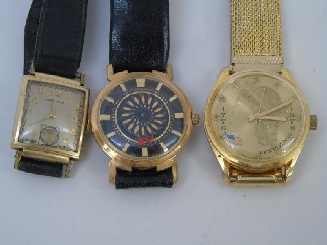 Vintage Watches & Antique Watch Face Group Lot - 3
