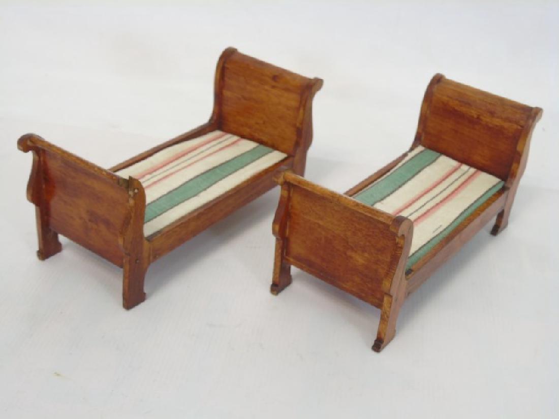 Antique Dollhouse Tynietoy Miniature Furniture - 3