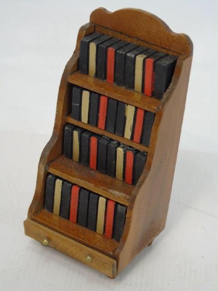 Antique Dollhouse Tynietoy Miniature Furniture - 5