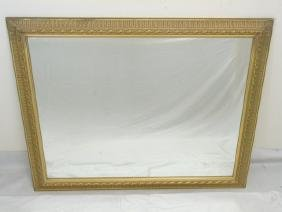 Gold Leaf Neo Classical Style Framed Mirror