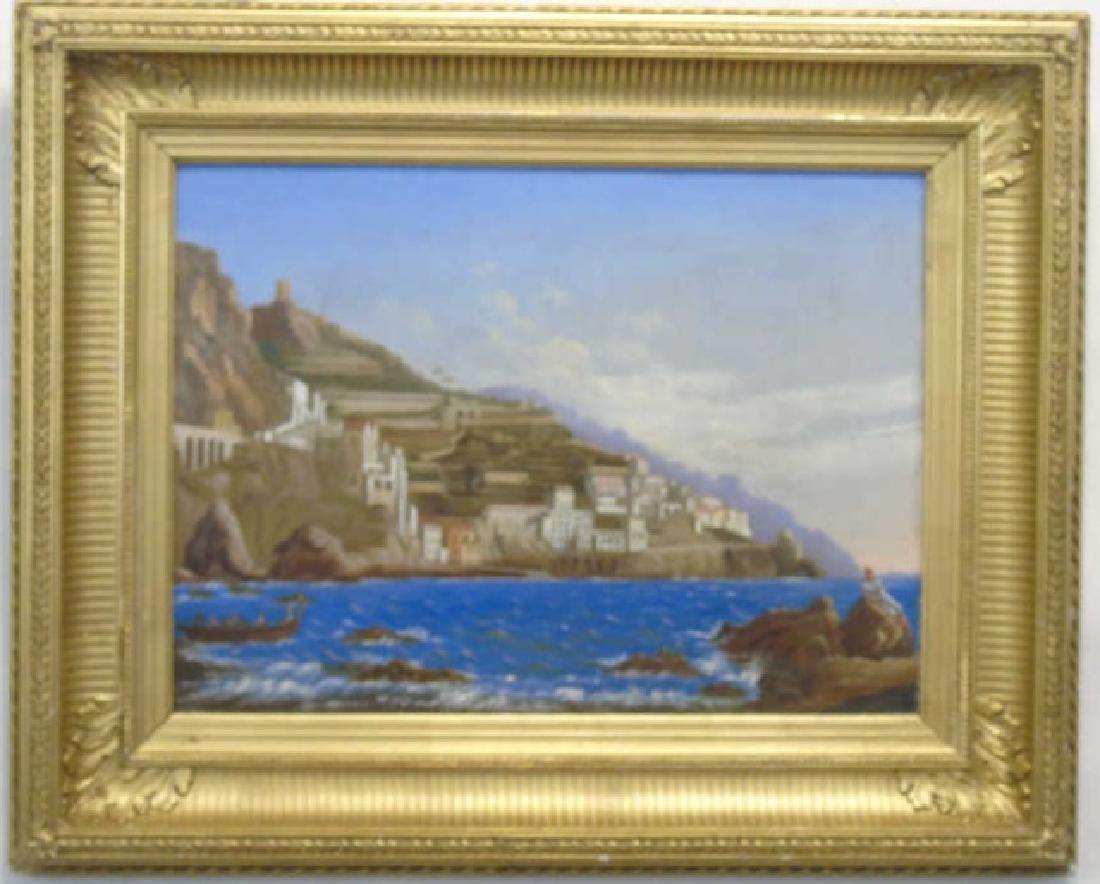 Baroness Albinia Hagemann - Signed Oil Painting