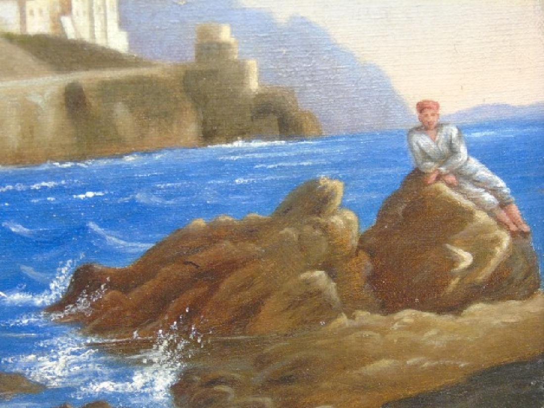 Baroness Albinia Hagemann - Signed Oil Painting - 2