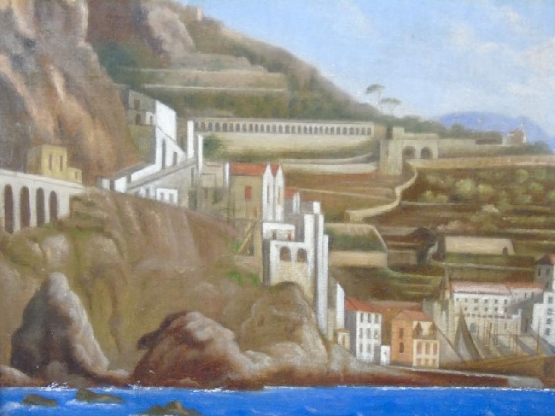 Baroness Albinia Hagemann - Signed Oil Painting - 3