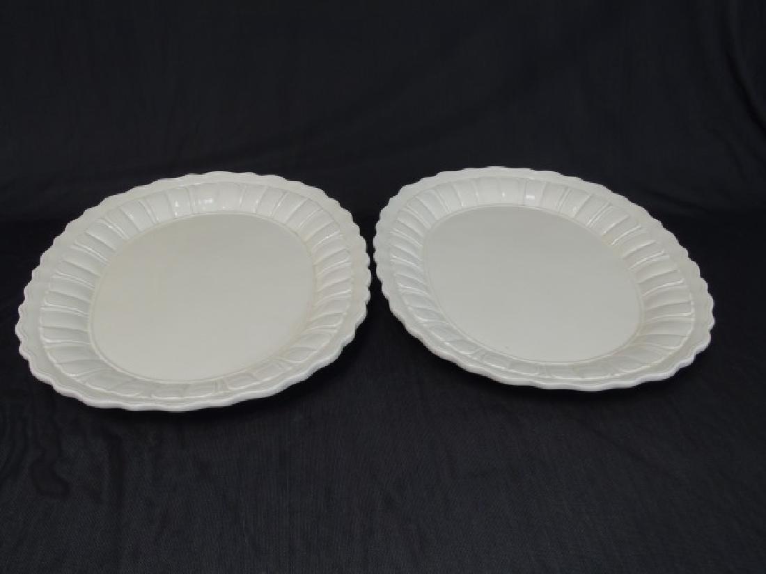 Group Blanc de Chine White Kitchen Serving Items - 3