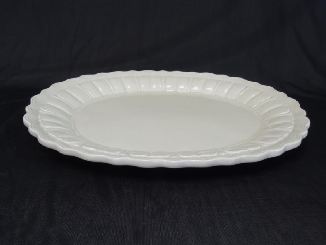 Group Blanc de Chine White Kitchen Serving Items - 4