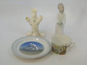 Vintage Porcelain - Lladro, Belleek & Copenhagen