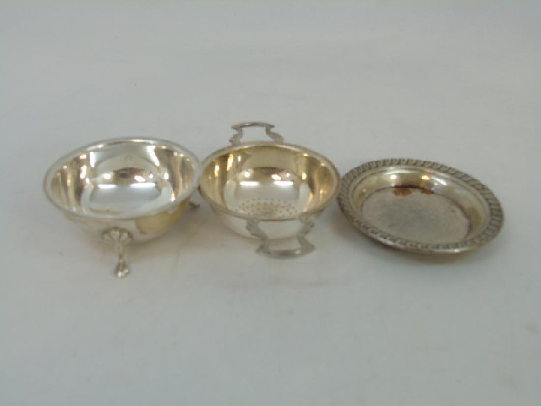 Assorted Sterling Silver Tea & Ice Tea Items - 2