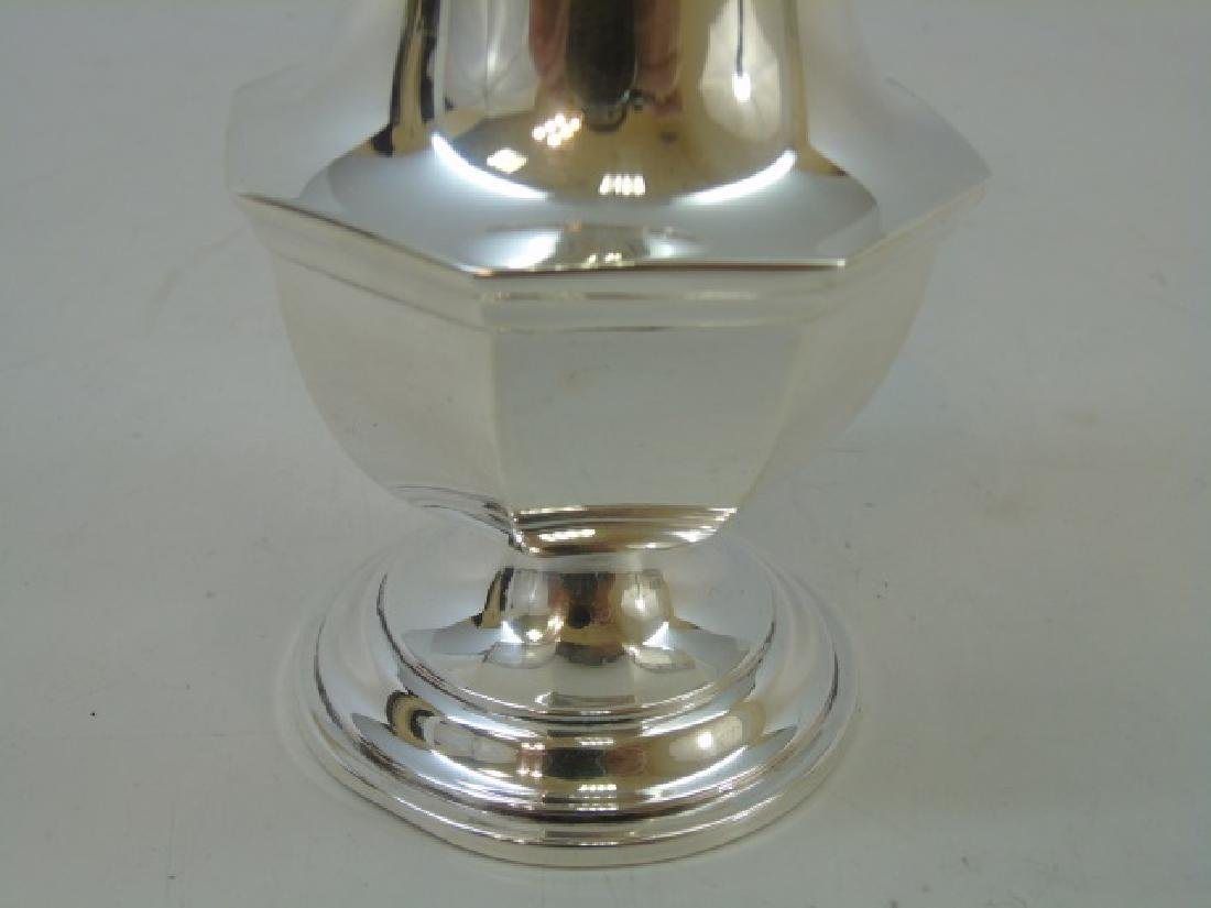 Sterling Silver Large Reed & Barton Sugar Caster - 4