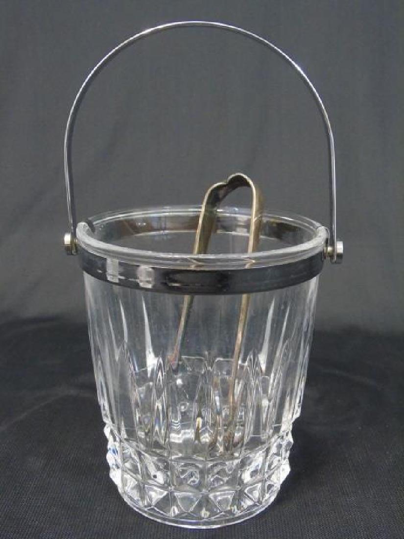 Baccarat Buckingham Glasses, Ice Bucket & Pitcher - 3
