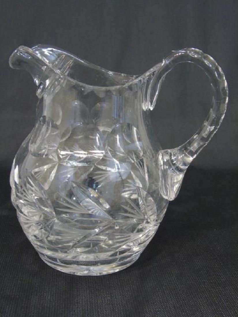Baccarat Buckingham Glasses, Ice Bucket & Pitcher - 4