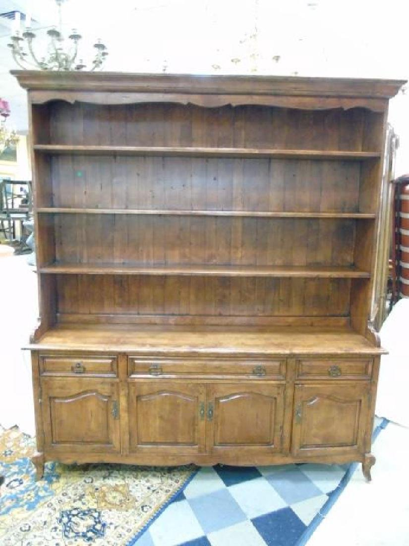 Guy Chaddock Country French Hutch Cupboard