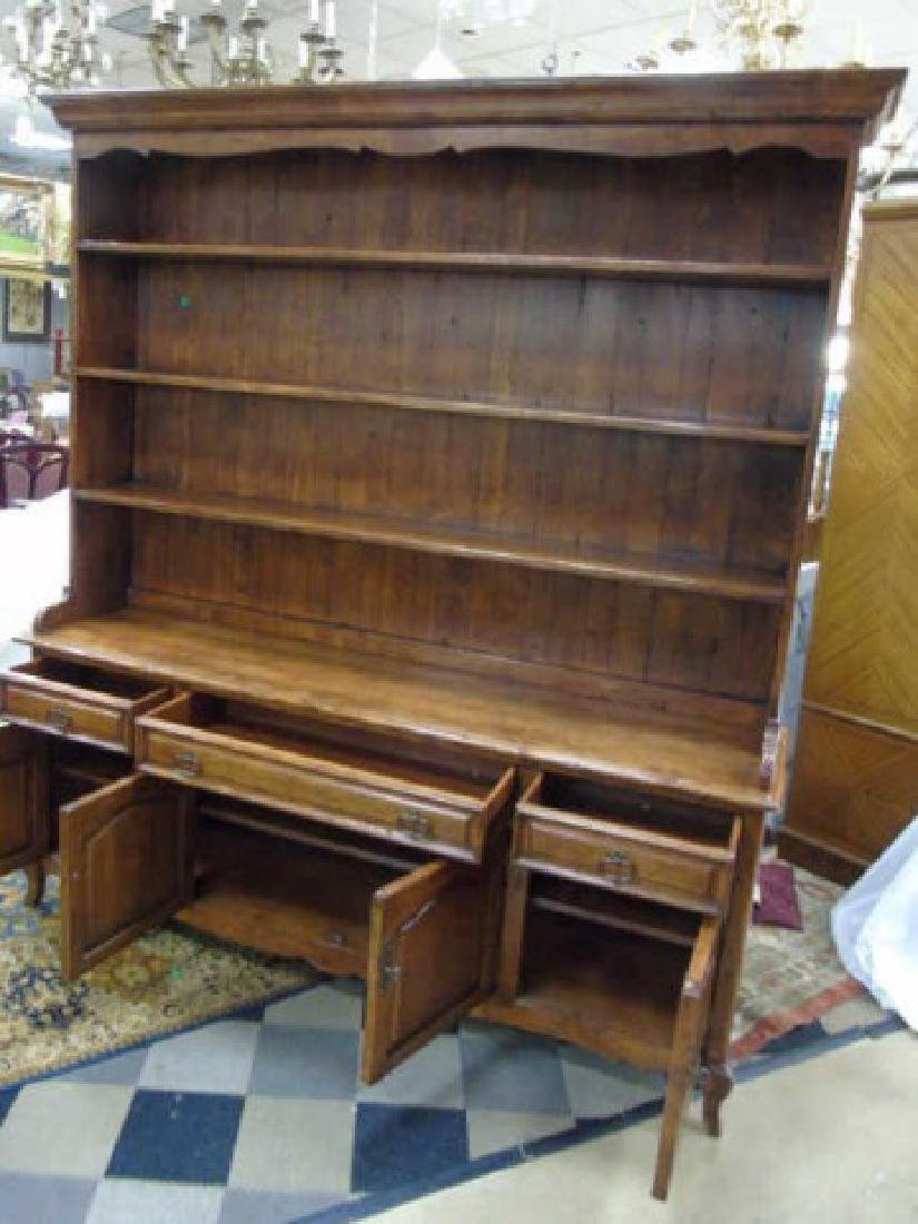 Guy Chaddock Country French Hutch Cupboard - 2