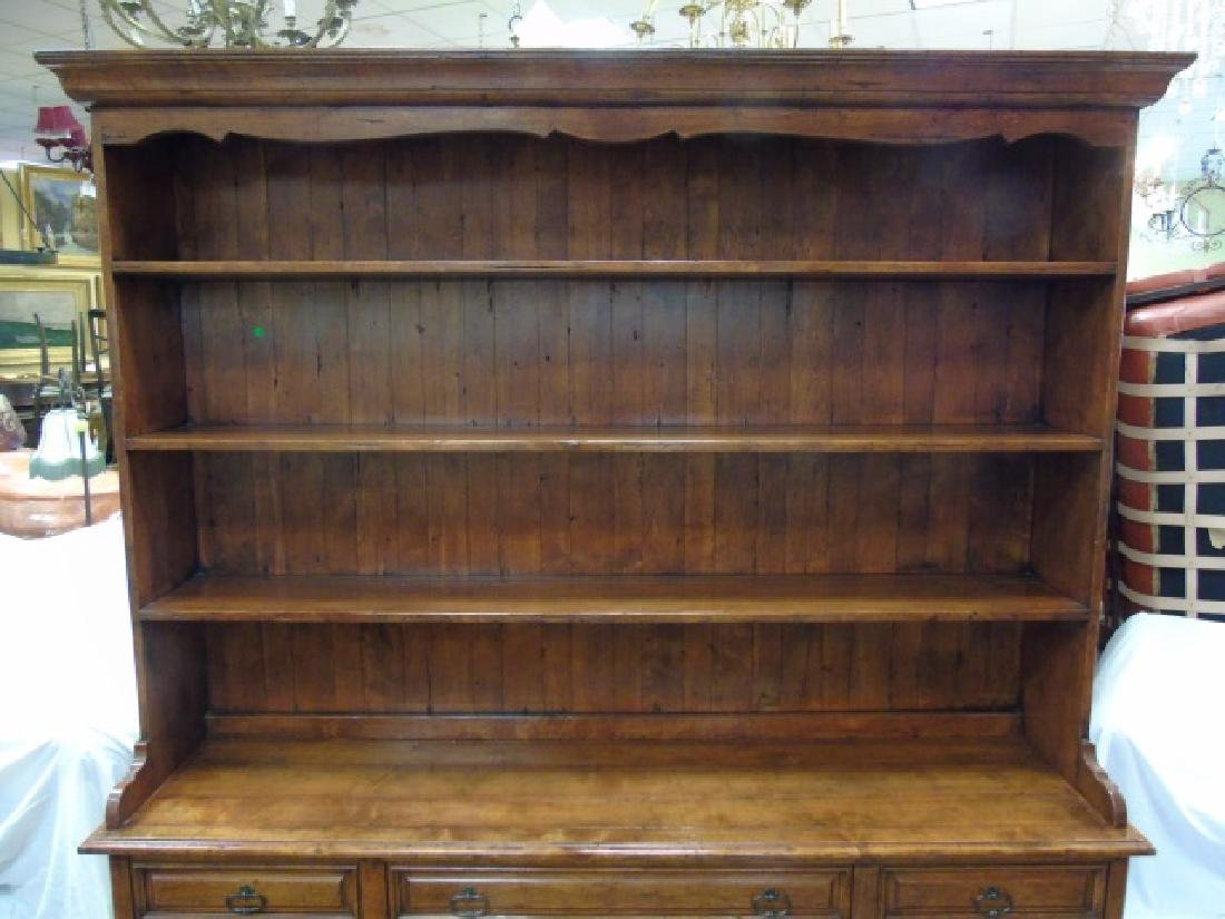 Guy Chaddock Country French Hutch Cupboard - 4