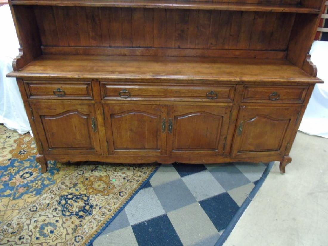 Guy Chaddock Country French Hutch Cupboard - 5